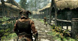 The Elder Scrolls V Skyrim Game