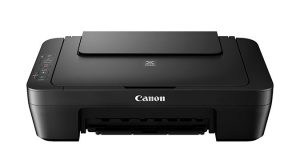 Think Printer, Think Canon
