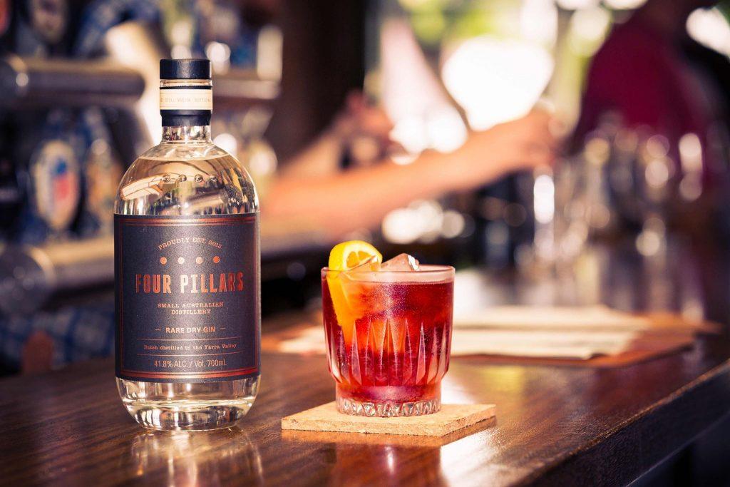 Australian distillery