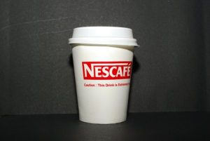 custom paper coffee cups