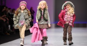 Help Your Kid to Make It Big as Child Models