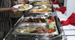 Functional catering service