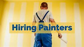 What thing do you need to check before hiring a painter for your home?