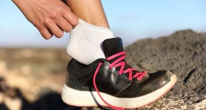 get blisters on your feet