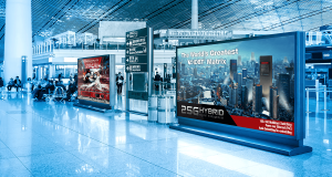 What is digital signage and few examples of digital signage